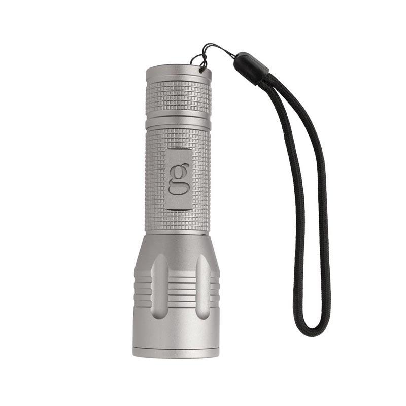 Lampe torche personnalisée CREE 3W Medium - lampe de poche publicitaire