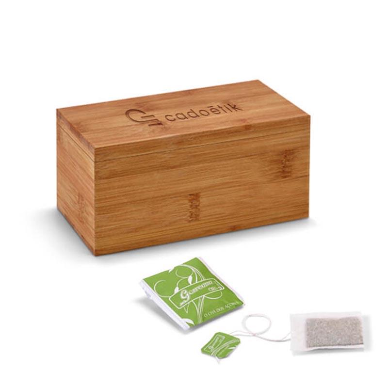 Cadeau d'entreprise - Boîte à thé Gorreana