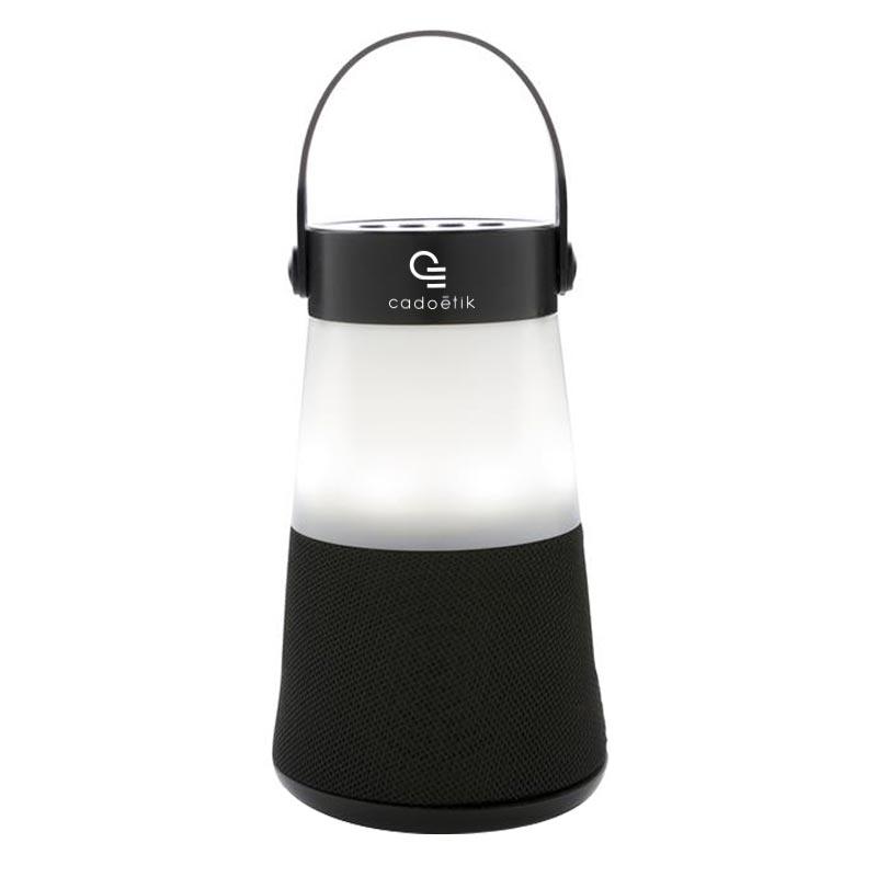 Enceinte bluetooth publicitaire et lumière Soundlight