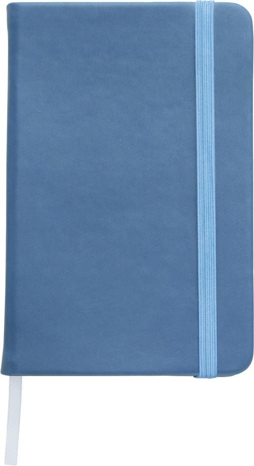Carnet personnalisable A6 Focus Colour rouge - carnet promotionnel