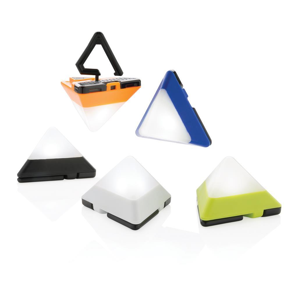 Mini lampe personnalisable triangulaire Pils