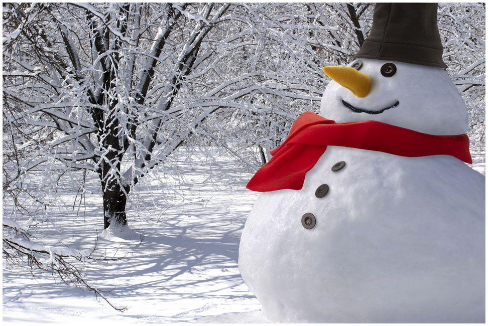 Set bonhomme de neige - cadeau d'entreprise pour Noël