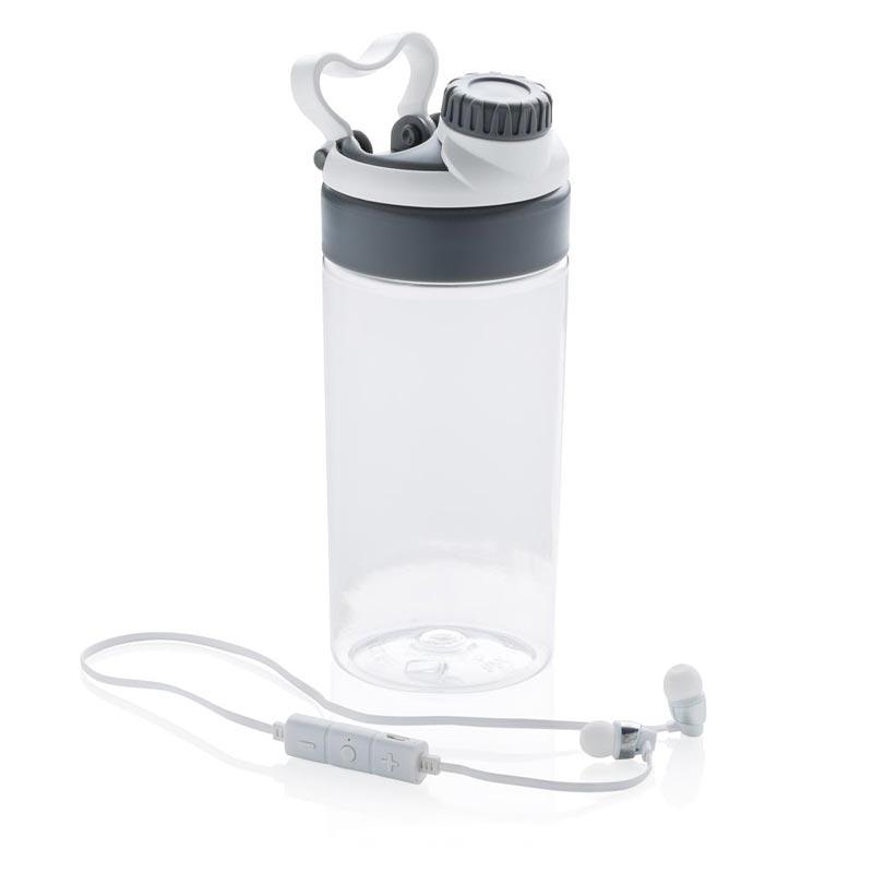 Bouteille personnalisable avec écouteurs  sans filZick