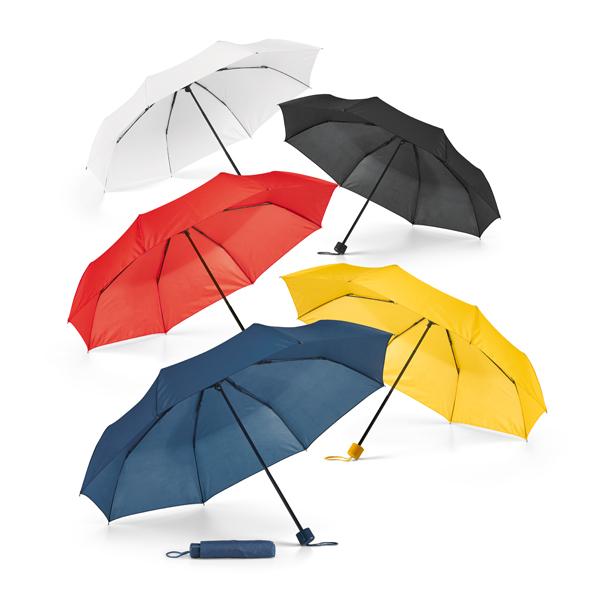 Parapluie pliable publicitaire Cormoran - cadeau d'entreprise