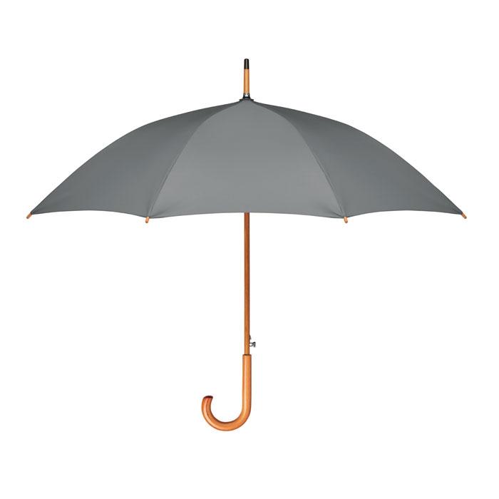 Cadeau d'entreprise écolo - parapluie publicitaire automatique Cumuli
