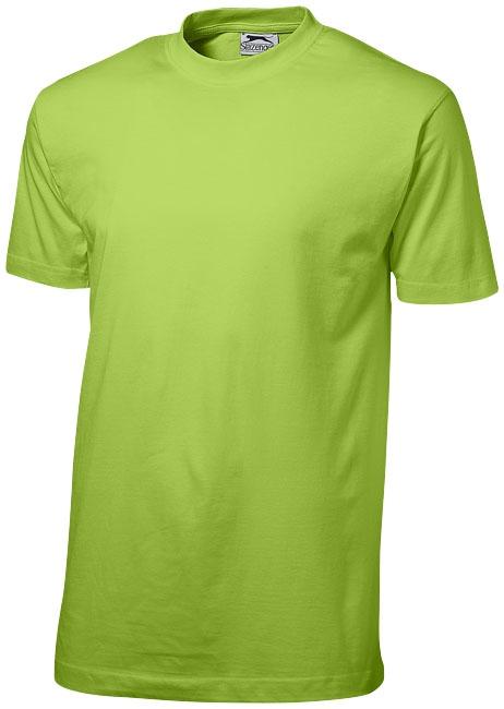 Tee-shirt personnalisable manches courtes pour homme Slazenger™ Ace vert eau