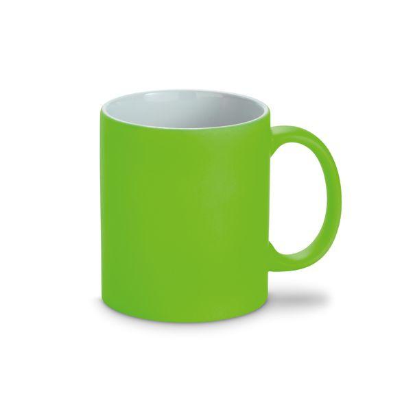Mug publicitaire Créa - Mug personnalisé - rose