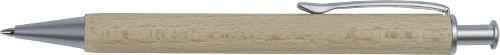 Stylo publicitaire en bois Focus - stylo personnalisable