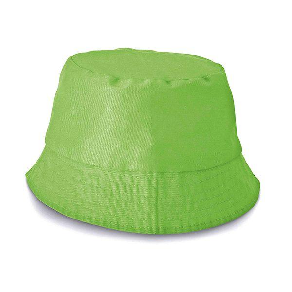 Chapeau publicitaire - Bob personnalisé Chapi - turquoise