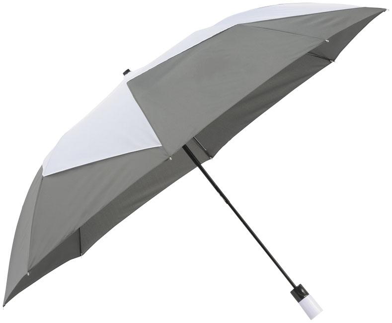 """Parapluie personnalisé à ouverture automatique 2 sections 23"""" Pinwheel - cadeau d'affaires"""