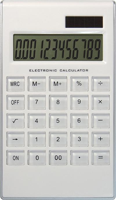 Calculatrice solaire publicitaire Solarama - objet publicitaire écologique