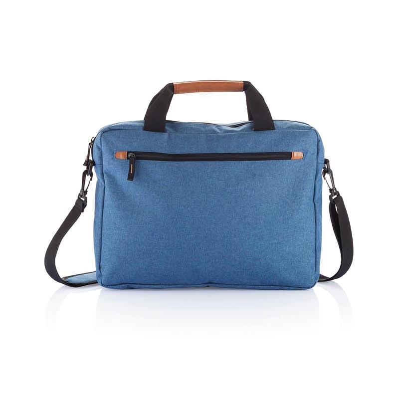 Sacoche personnalisable pour ordinateur portable Fashion sans PVC