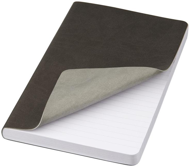 Bloc-notes personnalisable de poche Reflexa 360° A5 - carnet publicitaire