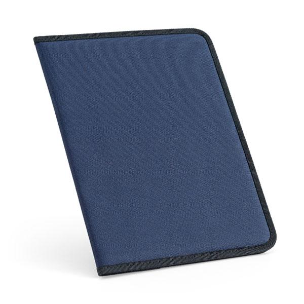 Conférencier personnalisable Sample bleu - conférencier promotionnel