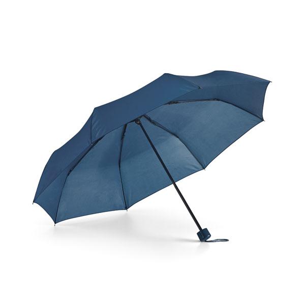 Parapluie pliable publicitaire Cormoran rouge