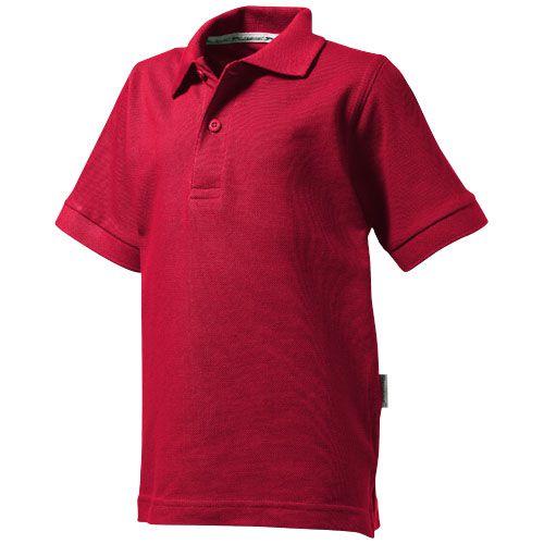 Tee-shirt personnalisé - Polo publicitaire manches courtes enfant Forehand