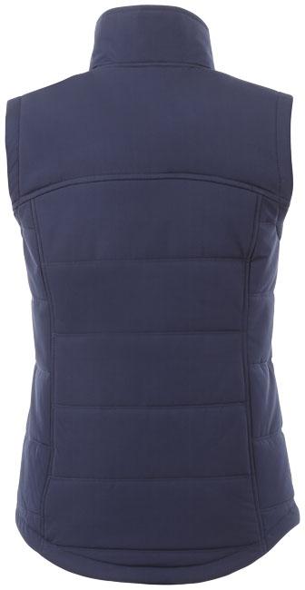 Textile promotionnel - Bodywarmer personnalisé femme Swing - marine