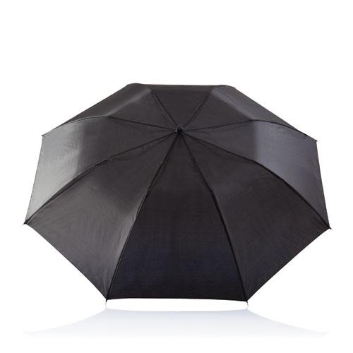 Parapluie pliable publicitaire Deluxe - cadeau publicitaire