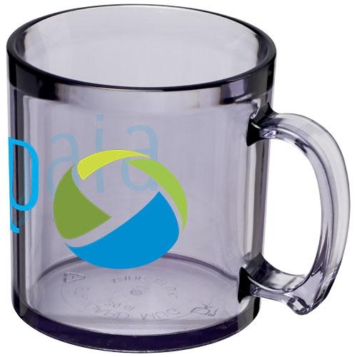 Mug personnalisé Standard 300 ml - Mug publicitaire en plastique