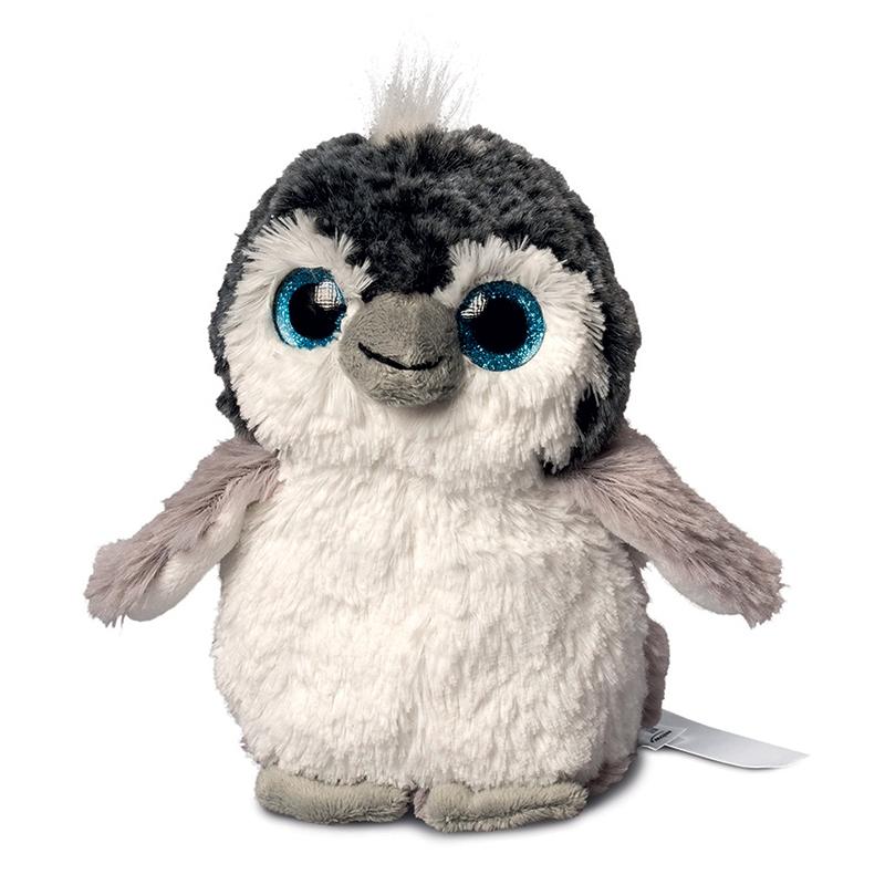 Peluche publicitaire pingouin - cadeau d'entreprise