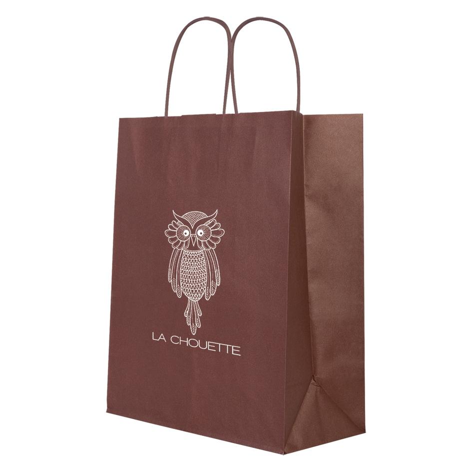 Sac shopping personnalisable écologique Modish Full colors