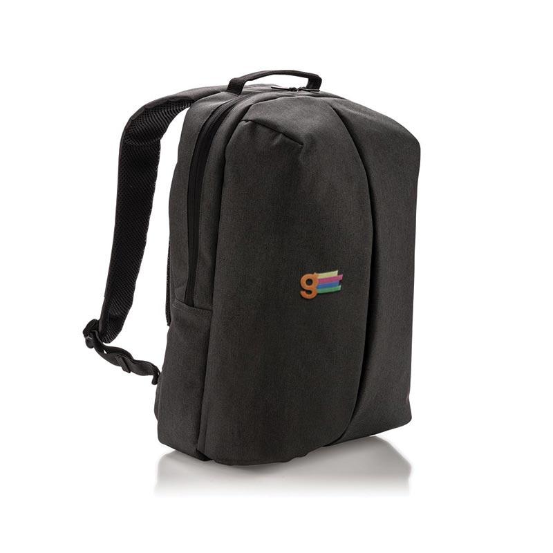 Sacs publicitaires pour marquage logo - Sac à dos pour ordinateur Rice
