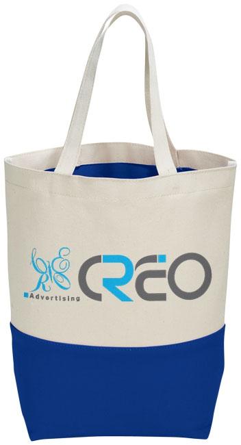 Sac shopping publicitaire Pop - sac shopping personnalisable