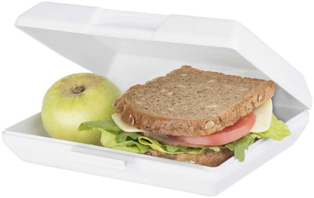 Boite repas publicitaire Oblong - lunch box  publicitaire