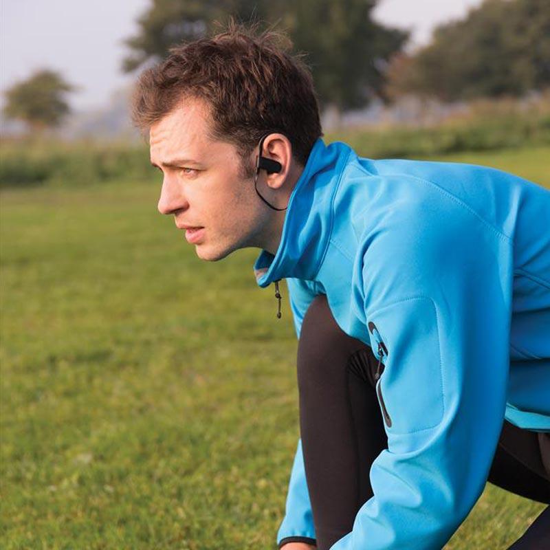 Écouteurs sport personnalisable sans fil
