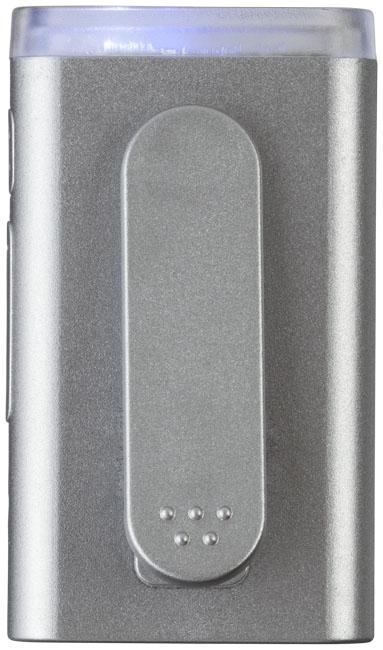 Cadeau d'entreprise - Récepteur Bluetooth® Harald - argent
