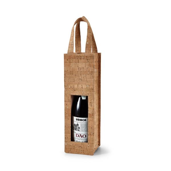 Sac bouteille publicitaire Vitis - cadeau d'entreprise écologique