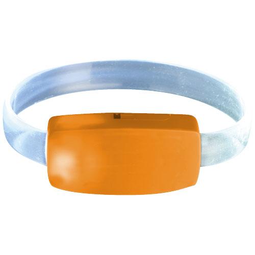 Bracelet personnalisable Raver - bracelet promotionnel - goodies