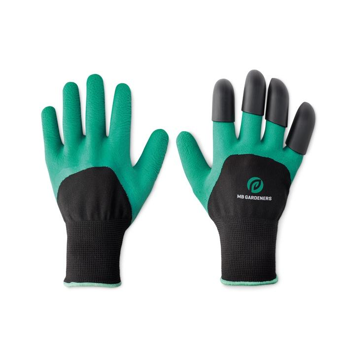 Accessoire de jardin personnalisé - Set de gants de jardin personnalisables Draculo