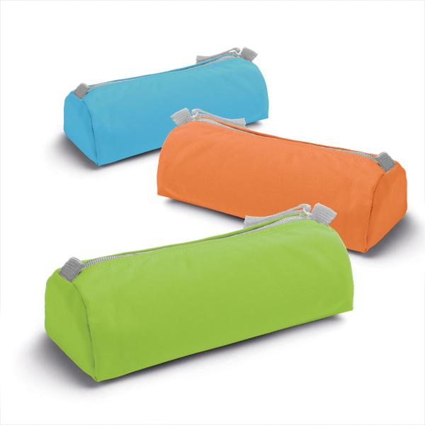 Trousse à crayons publicitaire Study orange - goodies
