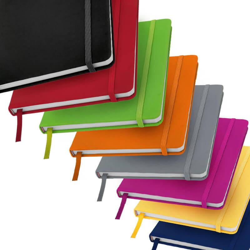 Carnet publicitaire A5 Spectrum