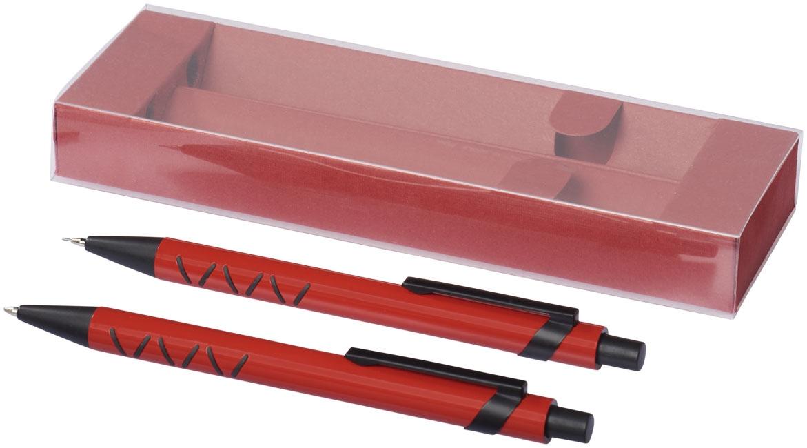 Set stylo bille publicitaire et crayon mine Jupiter - stylos personnalisés
