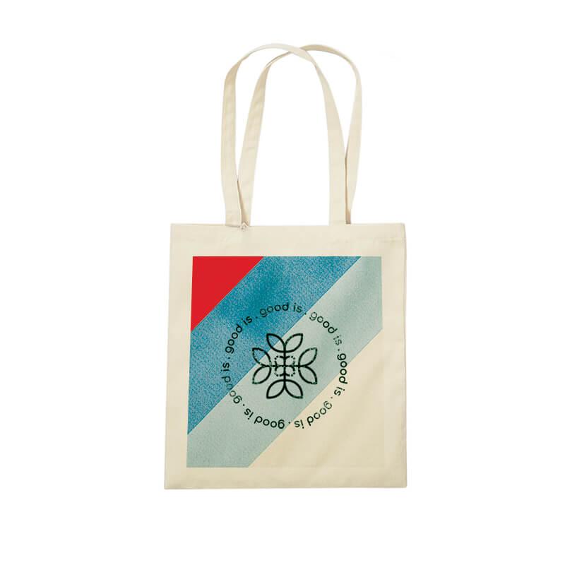 Tote bag coton AT - Cadeau publicitaire