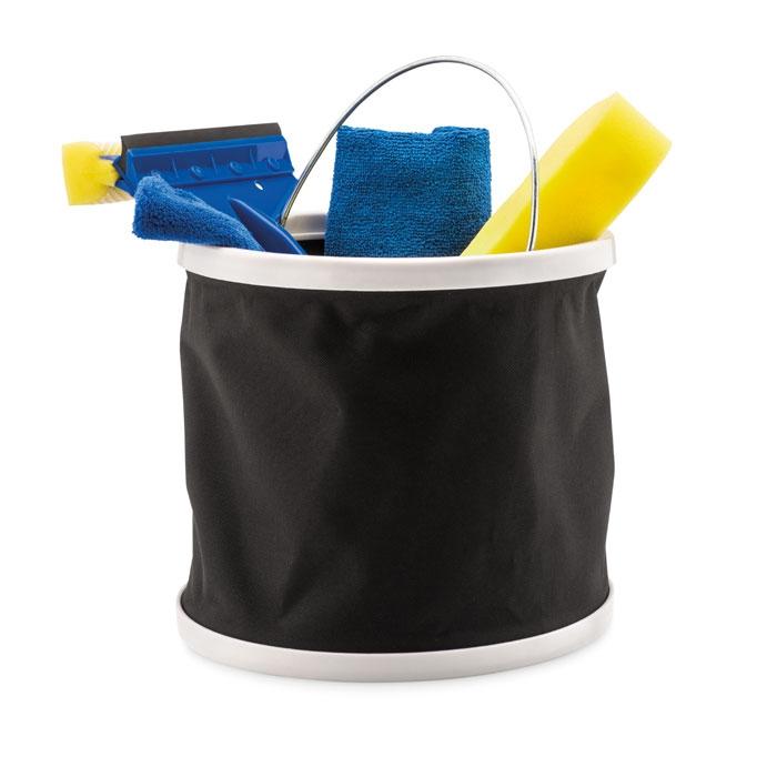 Kit de nettoyage voiture publicitaire Clean - cadeau publicitaire