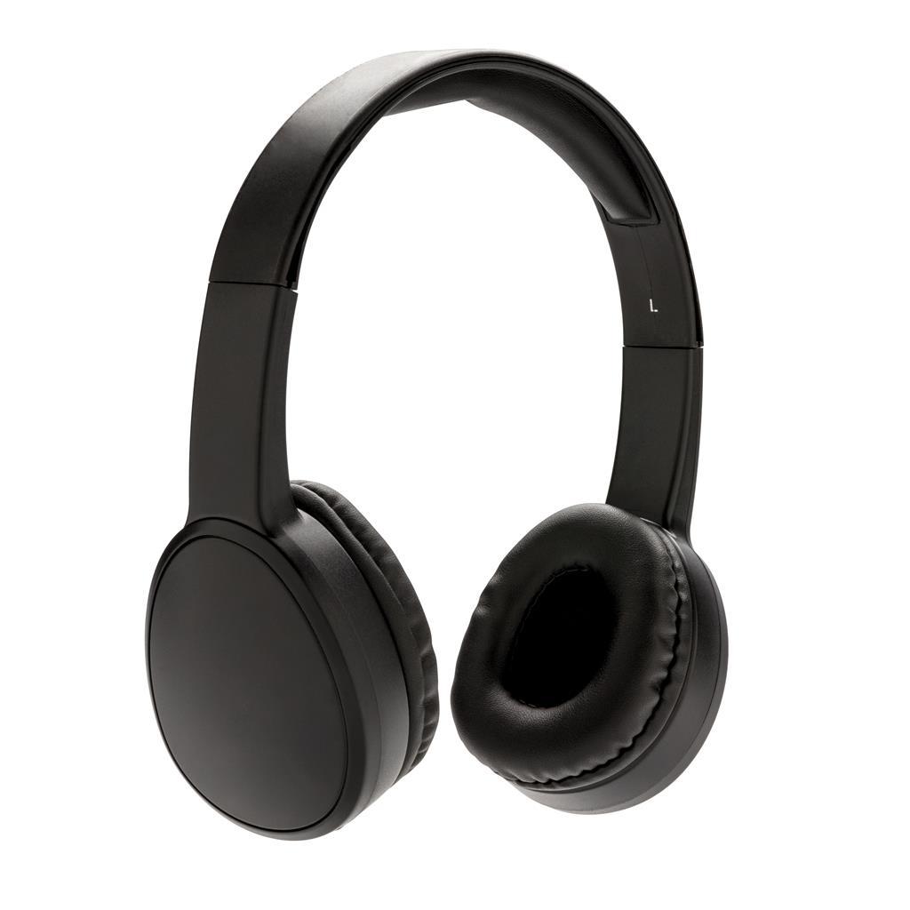 Casque audio publicitaire Fusion - cadeau publicitaire high-tech