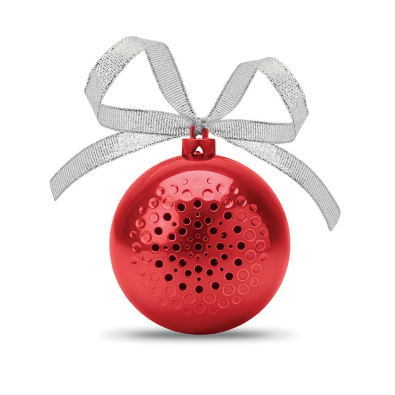 Haut-parleur boule de Noël Jingle Ball