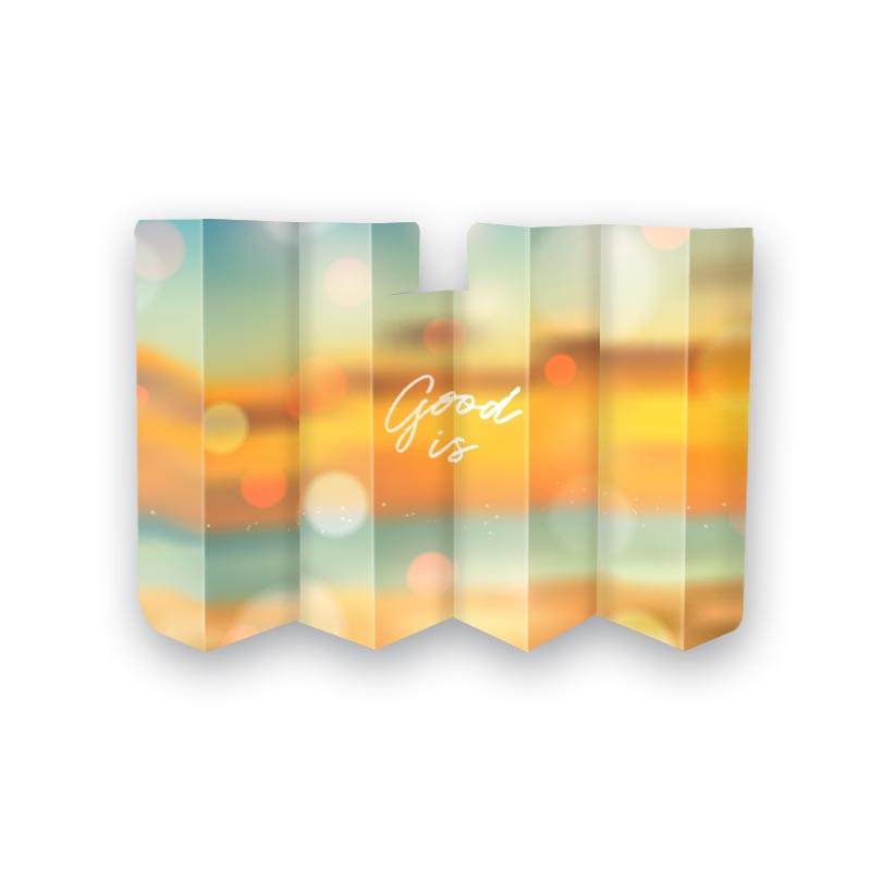 Goodies outdoor - Pare-soleil Carton