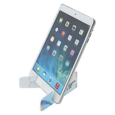 Goodies high-tech - support téléphone publicitaire et tablette Tecky
