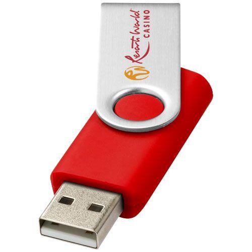 Clé USB personnalisable - Clé USB personnalisée Rotative 2Go