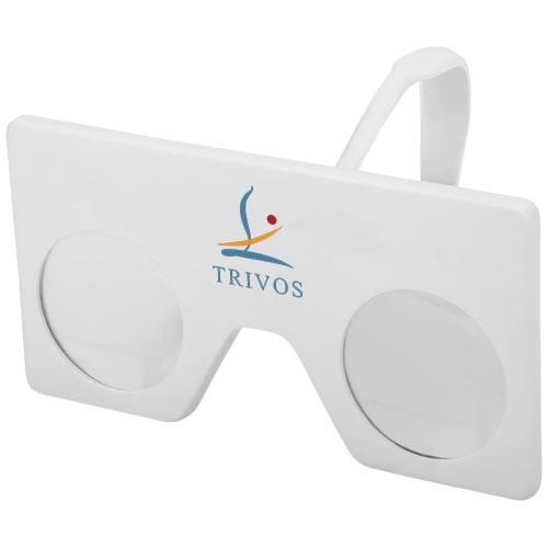 Lunettes de réalité virtuelle promotionnelles Relief - goodies high-tech