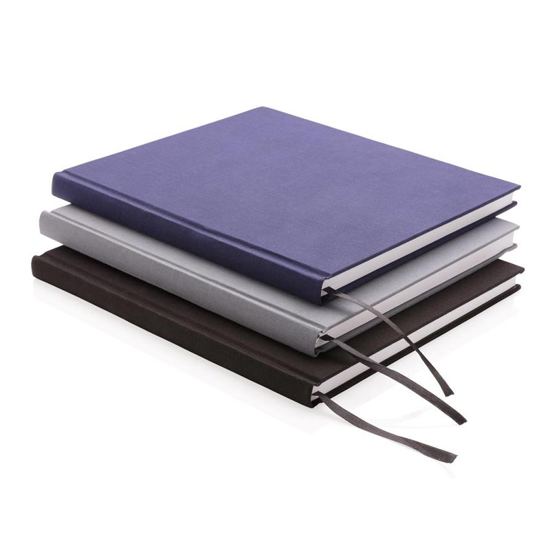 Carnet de notes publicitaire Deluxe 210 x 240 mm