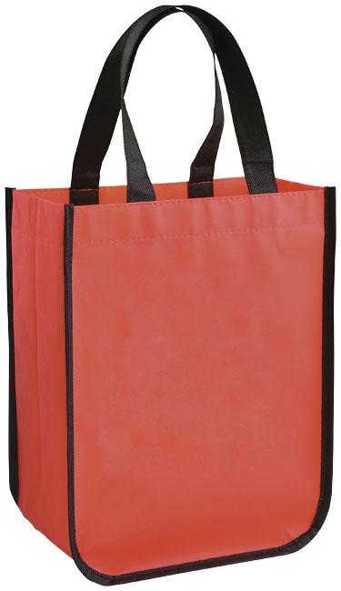 Petit sac shopping personnalisé laminé Pequeno - sac publicitaire