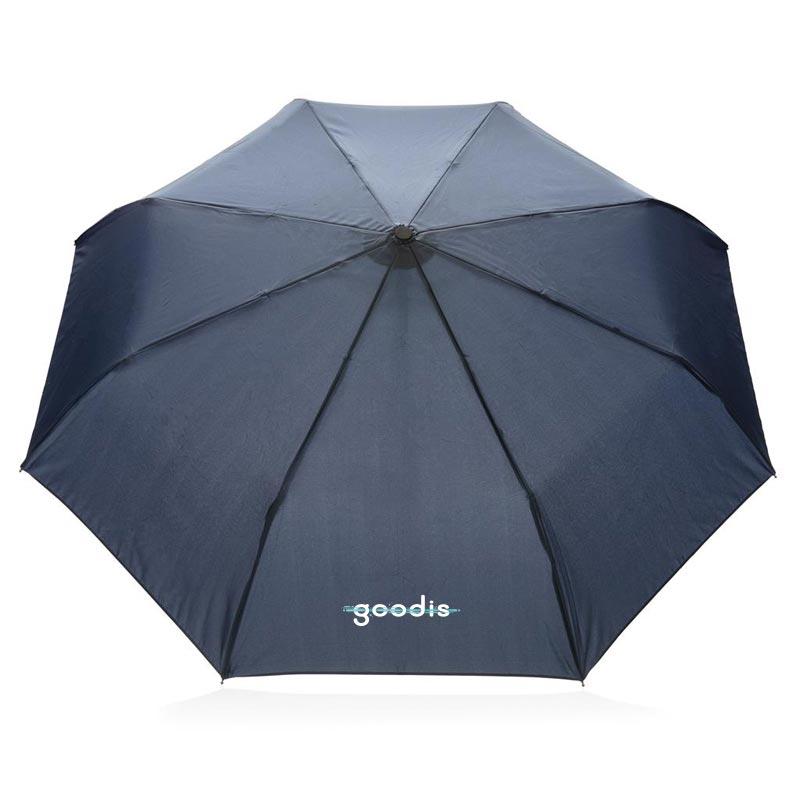 Parapluie promotionnel avec logo Wetgreen
