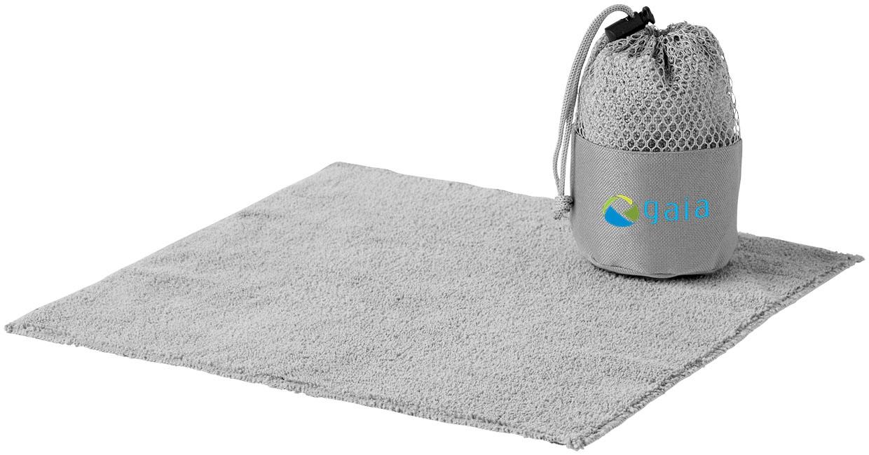 Serviette de nettoyage de voiture Diamond - cadeau publicitaire