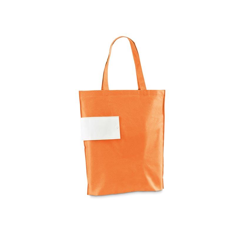 Sac shopping Supple - bleu