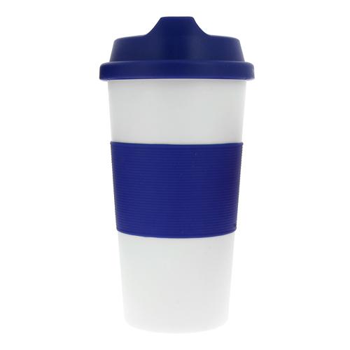 Mug promotionnnel Marven bleu en promotion